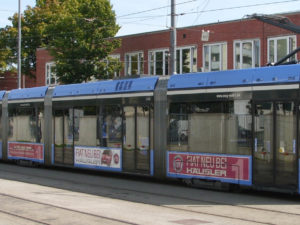 Stadler Light Rail Vehicle