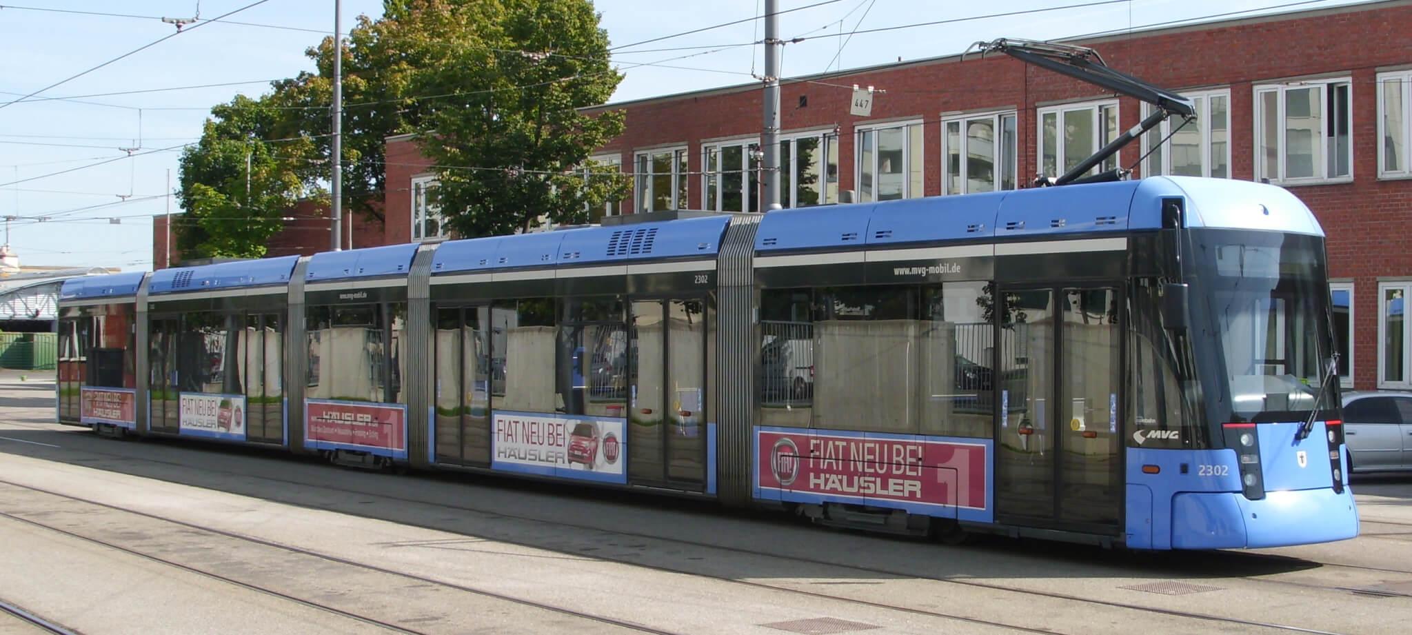 Stadler Light Rail Vehicle