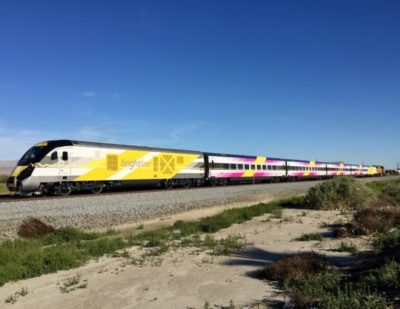 Countdown to Florida's Brightline Service