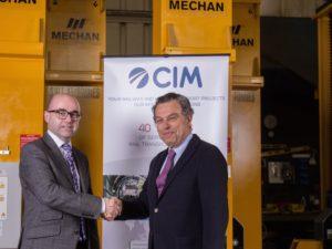 CIM Acquires Mechan