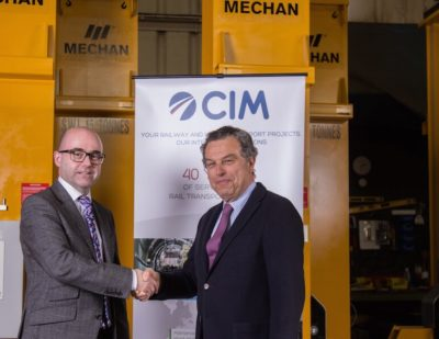 Mechan Acquired by Major French Rail Group
