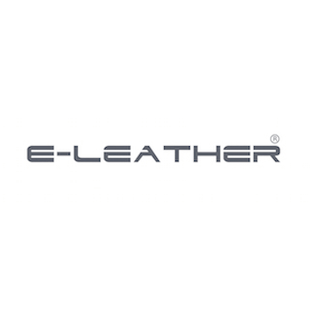 e-leather logo