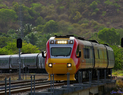 Rail Safety National Law Passed in Queensland