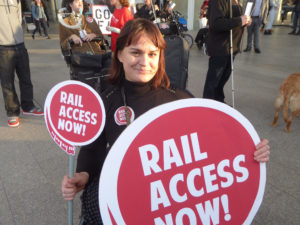 Access to Public Transport is a vital campaign issue
