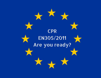 The Construction Products Regulation – Are you ready?