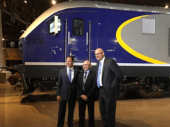 Charger Clean Diesel-Electric Locomotives