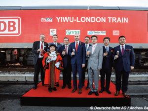 DB Yiwu-London Trian