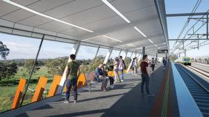 Construction Begins On Melbourne's Newest Rail Line