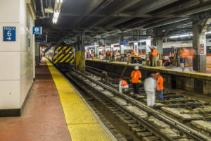 New York Penn Station Improvement Initiatives Announced