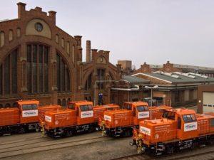 Shunting Locomotives