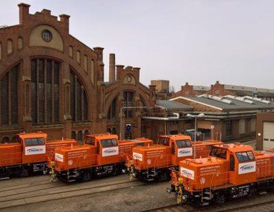 Alstom's Prima H3 Shunting Locomotive Certified for 100km/h