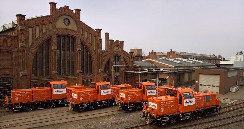Prima H3 Shunting Locomotive