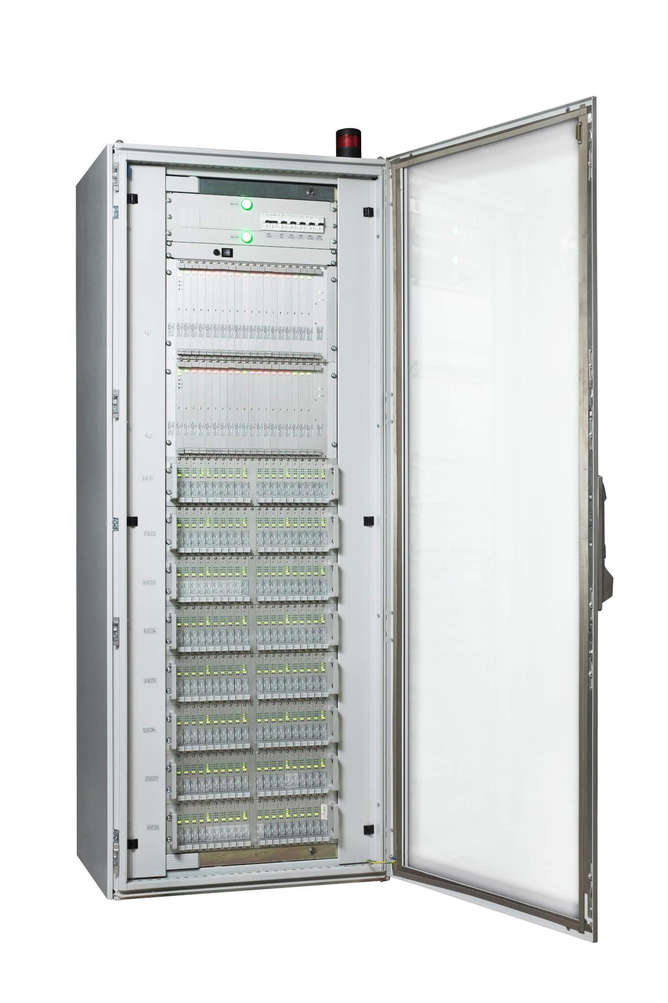 Main Interlocking Control Unit (MPC-I)
