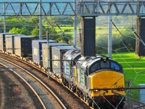 Rail Freight Industry