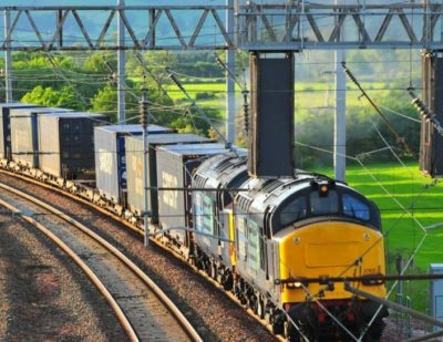 Network Rail and Rail Freight Industry Collaborate to Increase Railway Capacity