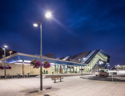 Smart Lighting for a Modern 21st Century Railway