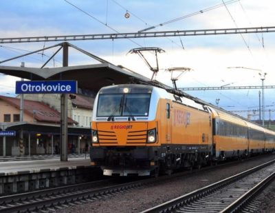 RegioJet to Launch Intercity Train Services in Austria