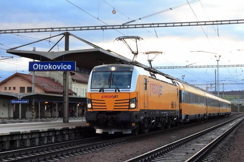 intercity train services