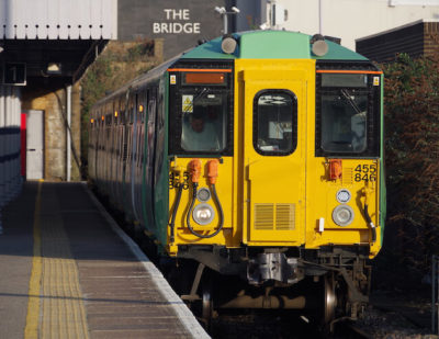 Rail Regulator Publishes Safety Principles for Driver Controlled Operation