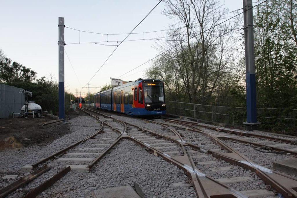 Tram Train UK