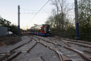UK's First Tram Train Network Reaches Major Milestone