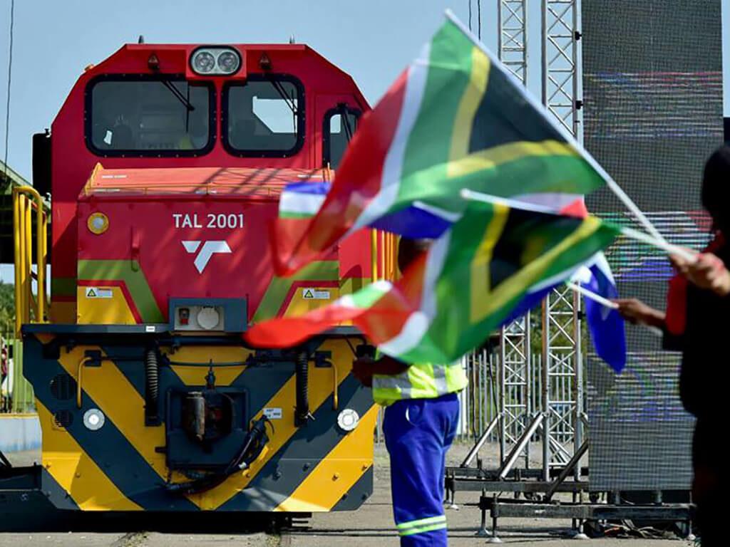 Trans-Africa Locomotive