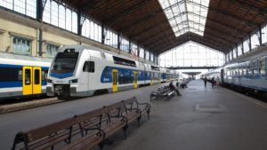 Stadler to Supply First Double-Deck Trains for Hungary
