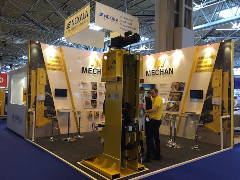Mechan Stand Railtex
