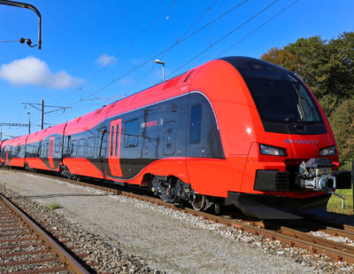 MTR Express to Speed Up Stockholm – Gothenburg Services