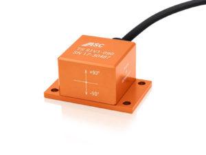 Tilt Sensor for Rail