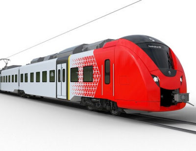 DB Regio Orders Additional Coradia Continental Trains