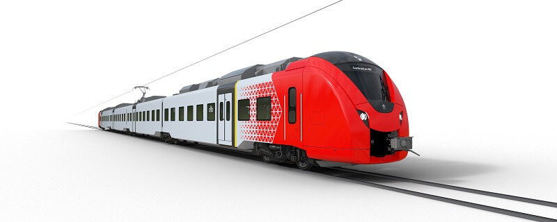 Coradia Continental Trains
