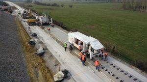 Alstom Obtains Certification for its Concrete Slab Track Solution