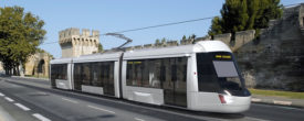 Avignon Tramway Project