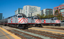 Caltrain Electrification