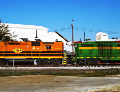 Chicago: Freight Rail Industry Improves Train Management