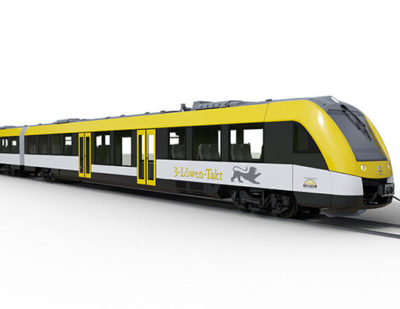Germany: HzL Orders 10 Alstom Coradia Lint Regional Trains