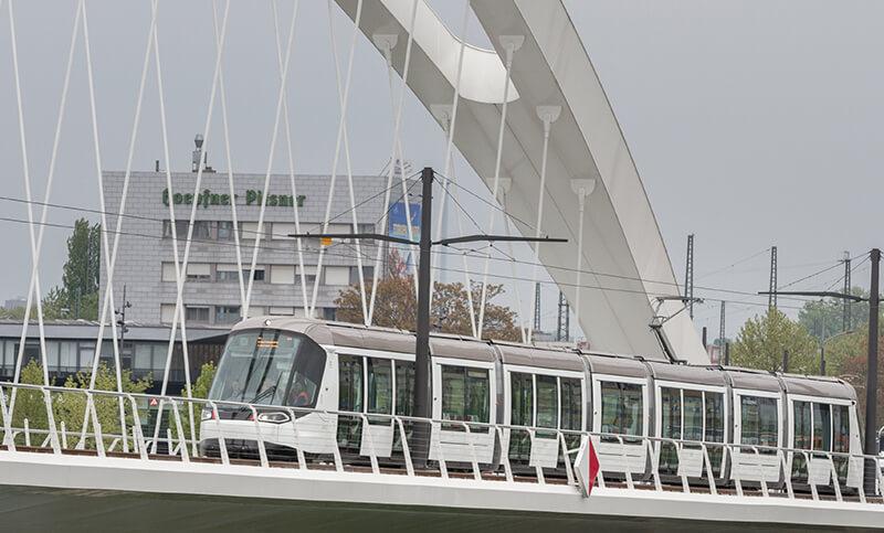 Cross-Border Tram Line France