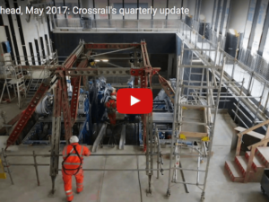 Crossrail Quarterly Update May 2017
