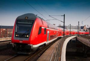 German Train Derails Due to Mudslide