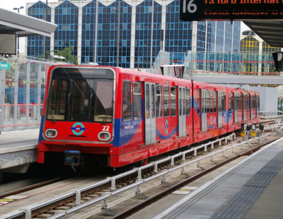 UK: TfL to Order New Trains for Docklands Light Railway