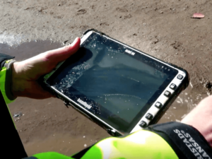 ultra-rugged handheld computers