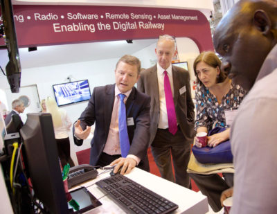 Railtex 2017 – The Exhibitors You Won't Want to Miss!