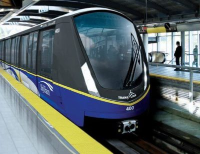 28 Additional Light Metro Cars to be Built for Vancouver SkyTrain