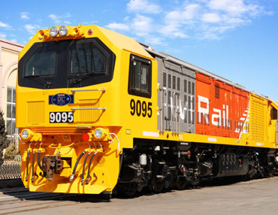 CRRC Orders Rolls-Royce MTU Rail Engines