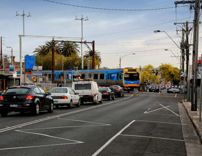 Australia: Removing Dangerous and Congested Level Crossings for Good