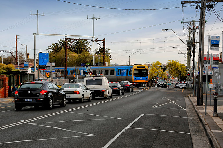 Dangerous and Congested Level Crossings