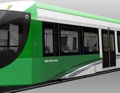 Metrolinx Orders Citadis Spirit LRVs for Toronto