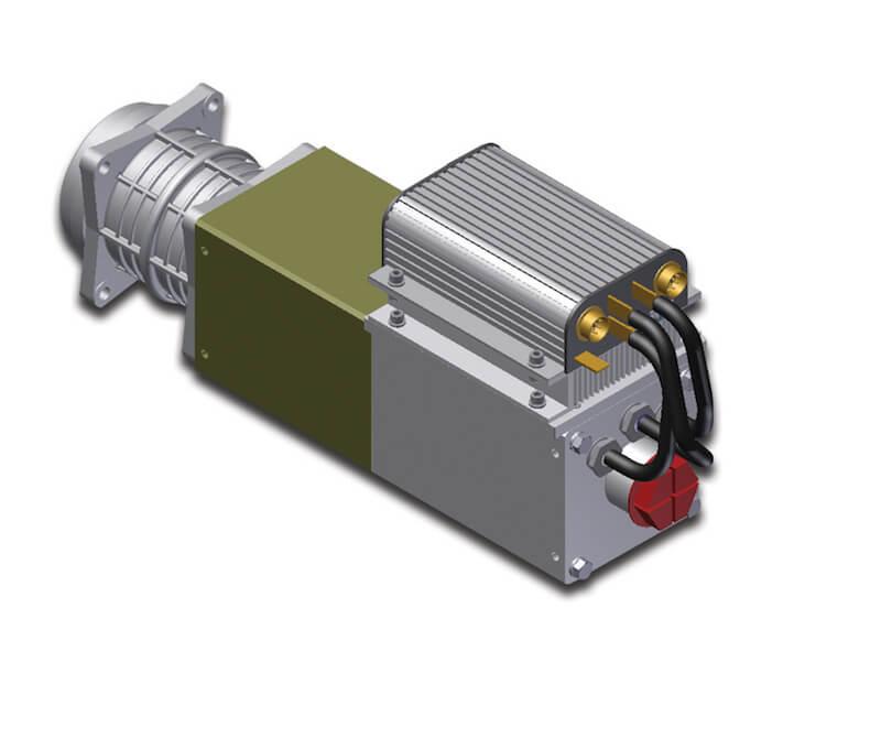 Orange Compressor