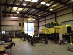 PLS PowerRail Locomotive Shop